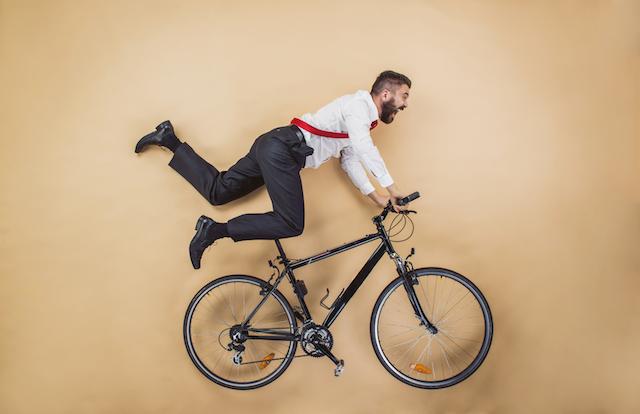 自転車 操業